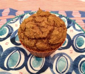 orange cinnamon anise muffin