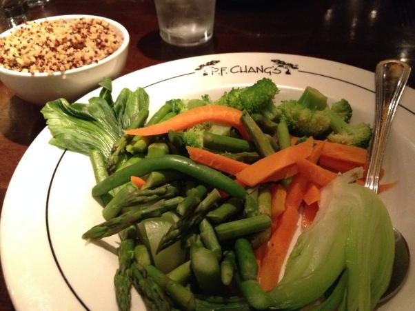 buddha's feast at pf changs