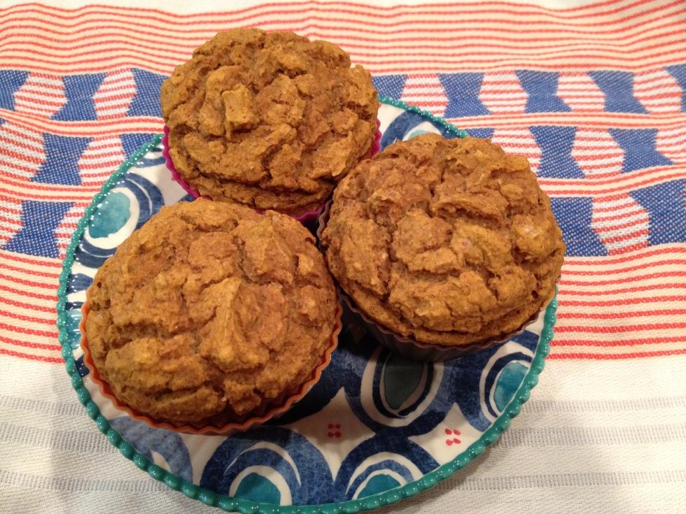 orange cinnamon anise muffins